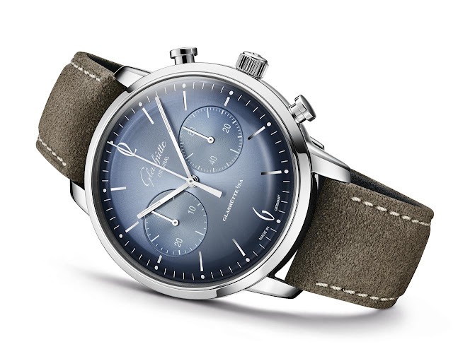 Glashütte Original Sixties Chronograph Annual Edition 2020