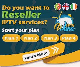 IPTV Offer Reseller WANAIPTV PRO