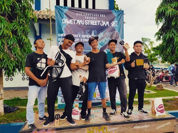 Komunitas BMX Banjarnegara