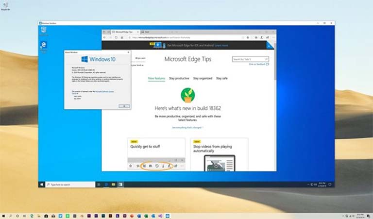 Sandbox Masih Bermasalah Pada Beberapa Perangkat Windows 10