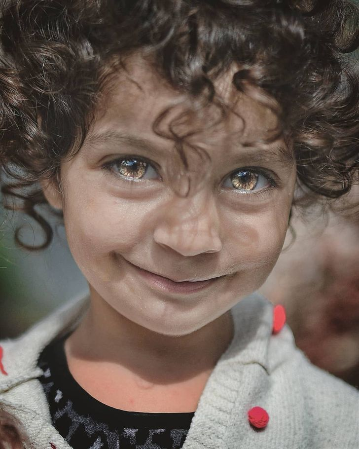 Beautiful Of Children Eyes Photography by Turkish Photographer Abdullah Aydemir