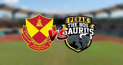 Live Streaming Selangor vs Perak Liga Super 7 Mac 2020