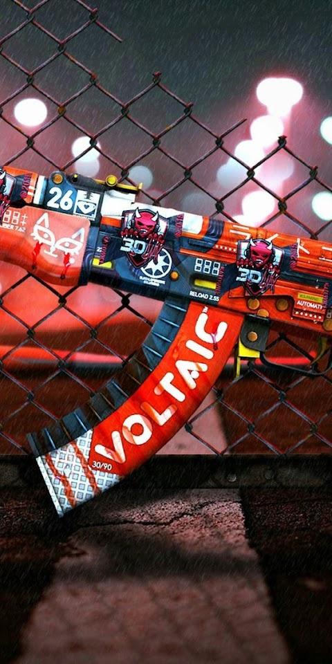 AK-47 Free Fire