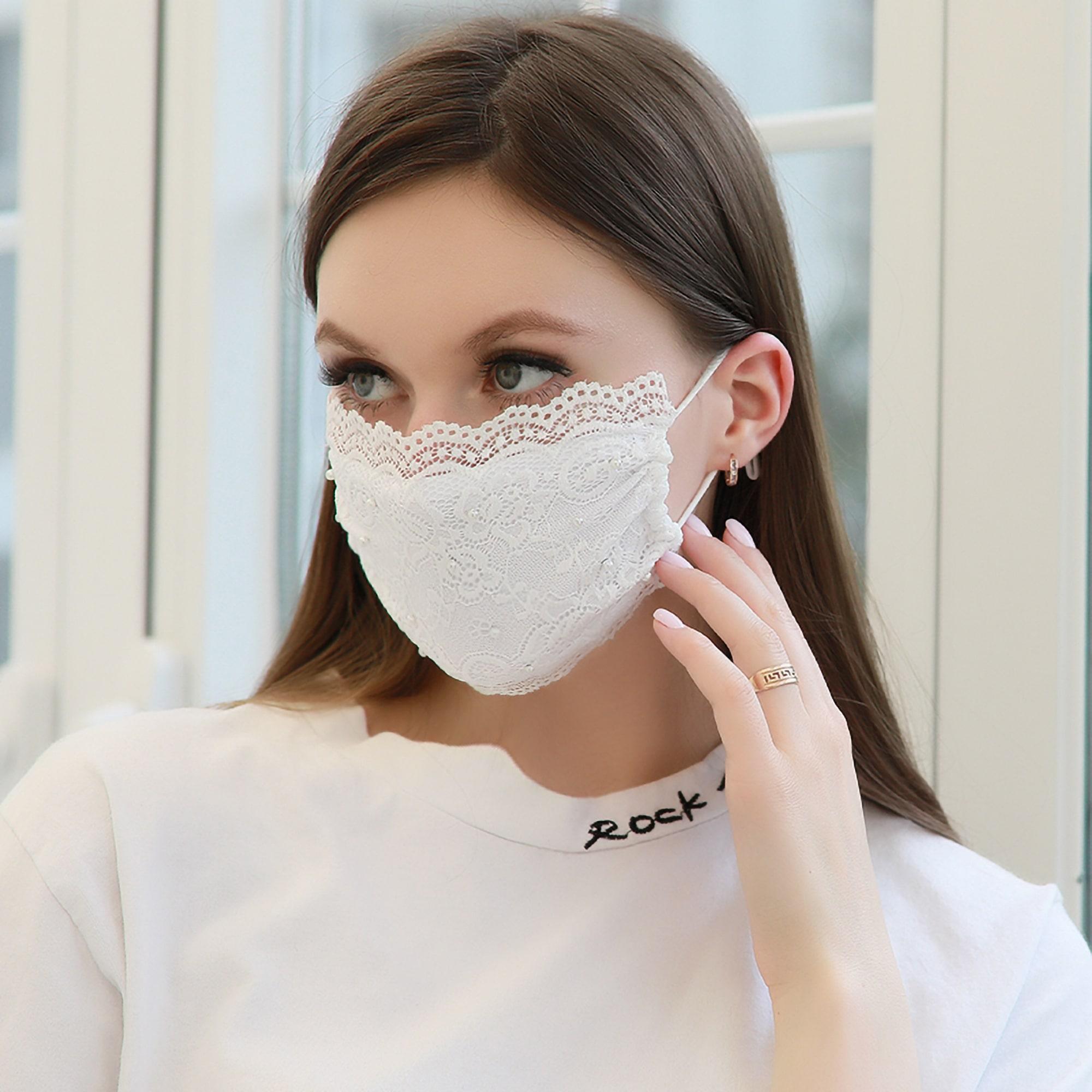 Etsy bridal face masks