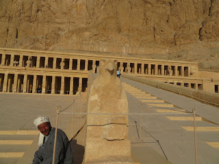 Temple of Hatshepsut 2017