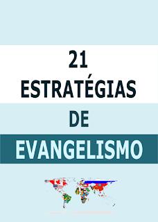 21 estratégias de evangelismo