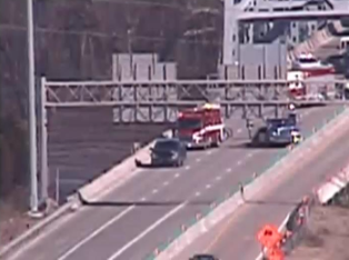 FORT THOMAS MATTERS: Accident on Combs-Hehl Bridge Shuts