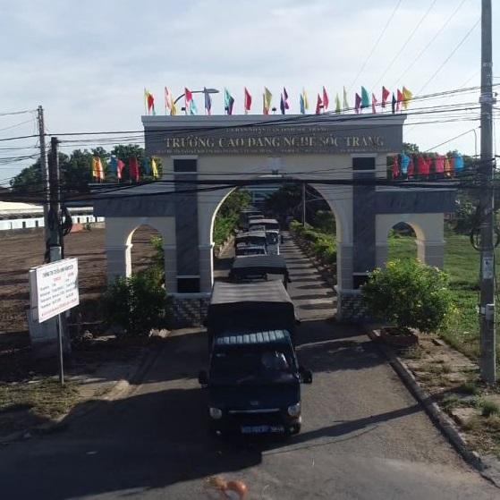 Trường Cao đẳng Nghề Sóc Trăng - Tiện ích Vạn Phát Avenue