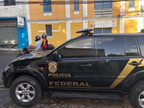 Polícia Federal deflagra operação contra quadrilha que utilizava residência da UFPB