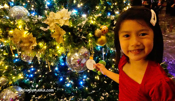 L'Fisher Hotel Bacolod helps - Welcome Home Foundation Inc - charity - CSR - Bacolod hotels - Bacolod City - Bacolod mommy blogger - children - deaf kids - hearing impaired - switch on - tree lighting ceremony - Victor Alcantara - Cong Greg Gasataya - Christmas note - Christmas ornament - unicorn wish