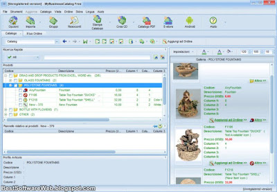 MyBusinessCatalog Free Download for Windows