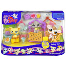 Littlest Pet Shop 3-pack Scenery Generation 2 Pets Pets