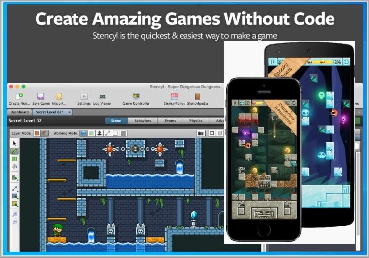 Stencyl : Δημιουργήστε τα δικά σας παιχνίδια χωρίς γνώσεις προγραμματισμού