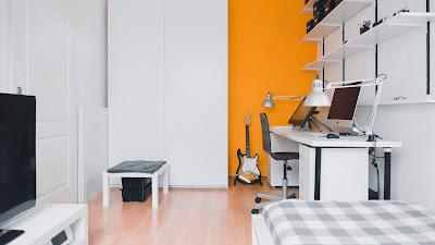 Warna Ruangan Apartmen
