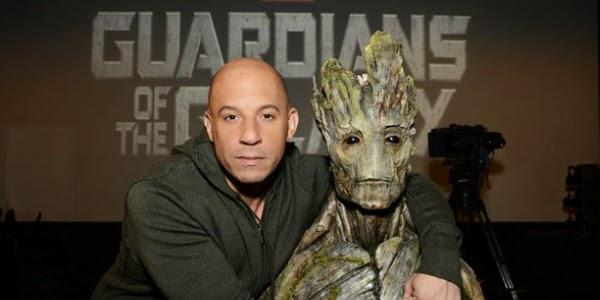 """Watch Vin Diesel Say """"I Am Groot"""" in Mandarin Chinese ..."""