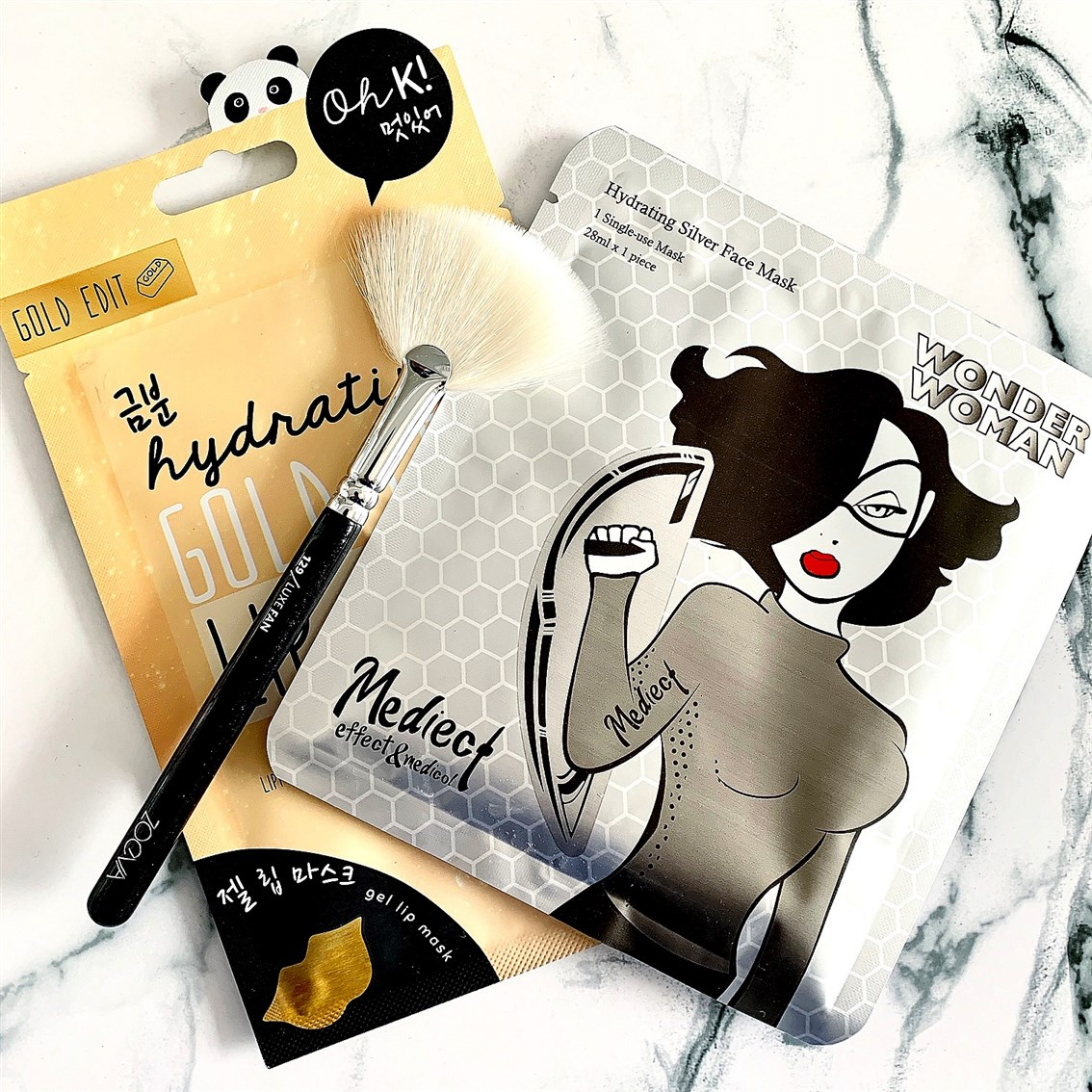 Mediect Hydrating Silver Face Mask