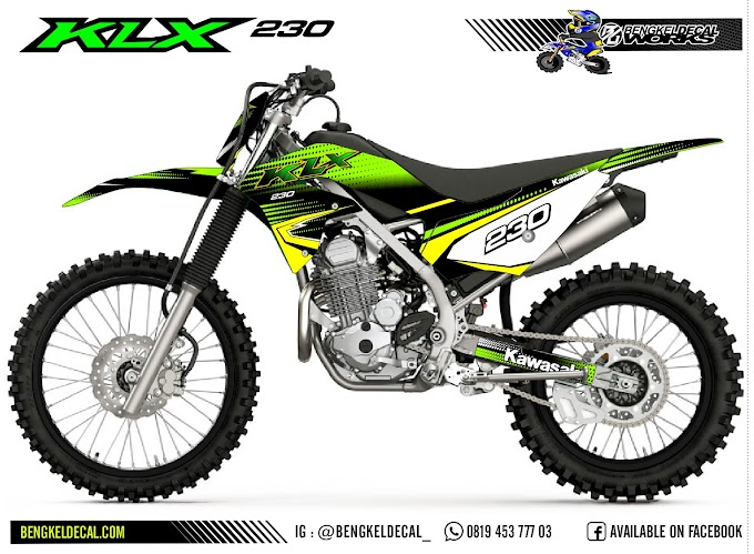 KLX 230 - R - Factory