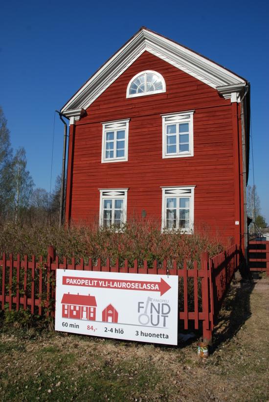 Ilmajoki Kirjasto