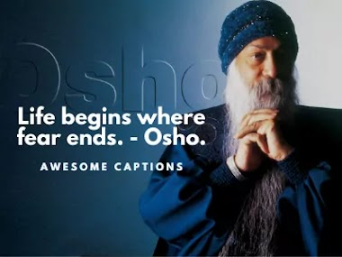Best Osho Quotes in English 2021