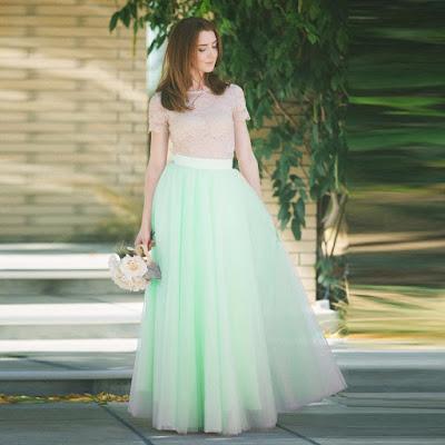 Faldas de Tul 2017