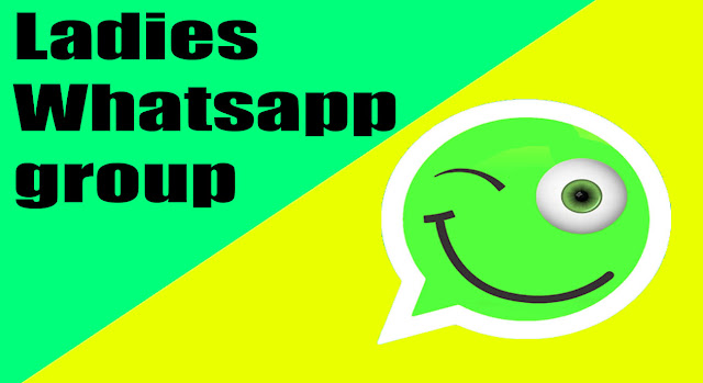 ladies Whatsapp group, ladies Whatsapp group links