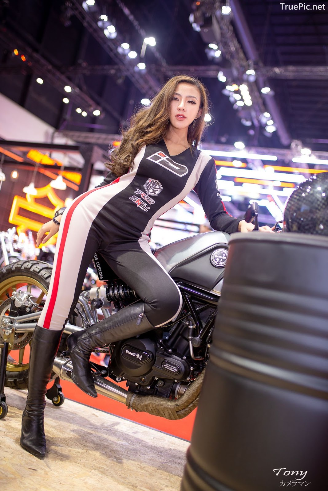 Image-Thailand-Hot-Model-Thai-Racing-Girl-At-Motor-Show-2019-TruePic.net- Picture-7