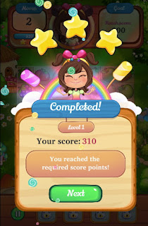 Jogue Fruit Tales Bubble Shooter game online