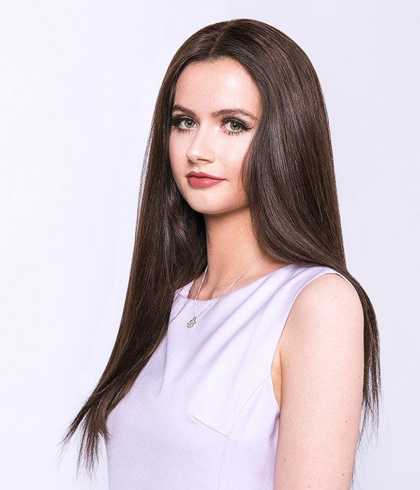 Hair extensions for girls