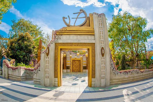 Marvel-Studios-Avengers-Campus-Disneyland-Opening Dr Strange Ancient Sanctum