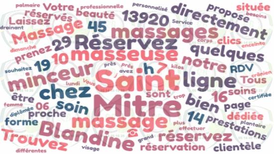 Saint Mitre les Remparts réservez votre massage à domicile;
