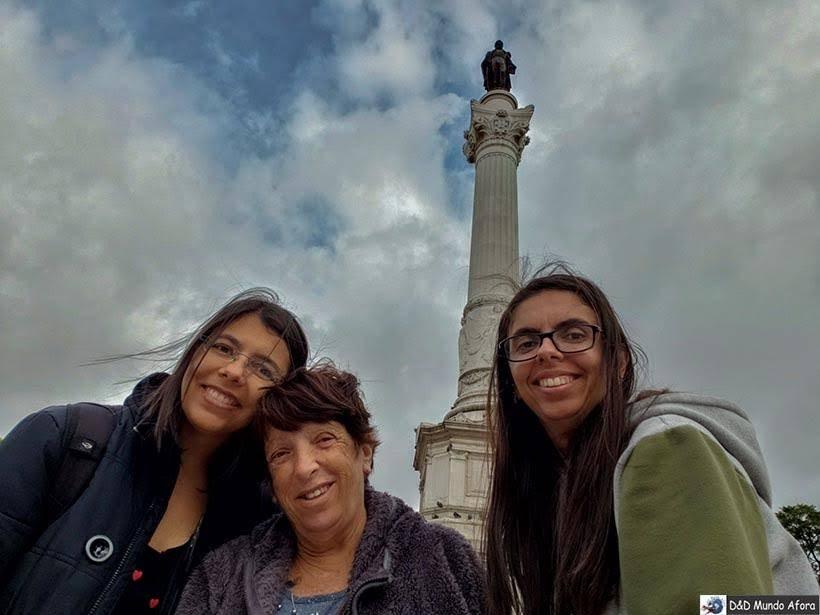Praça Dom Pedro - O que fazer em Lisboa, Portugal
