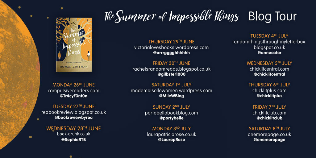 The Summer of Impossible Things