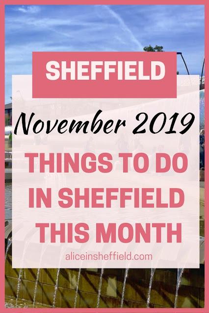 Sheffield November 2019