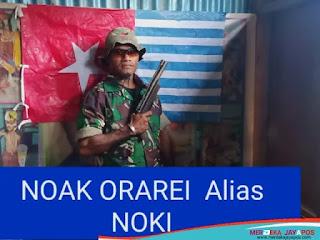 Niatkan Kembali Ke Pangkuan NKRI, Komandan KKB Wilayah Kosiwo Papua