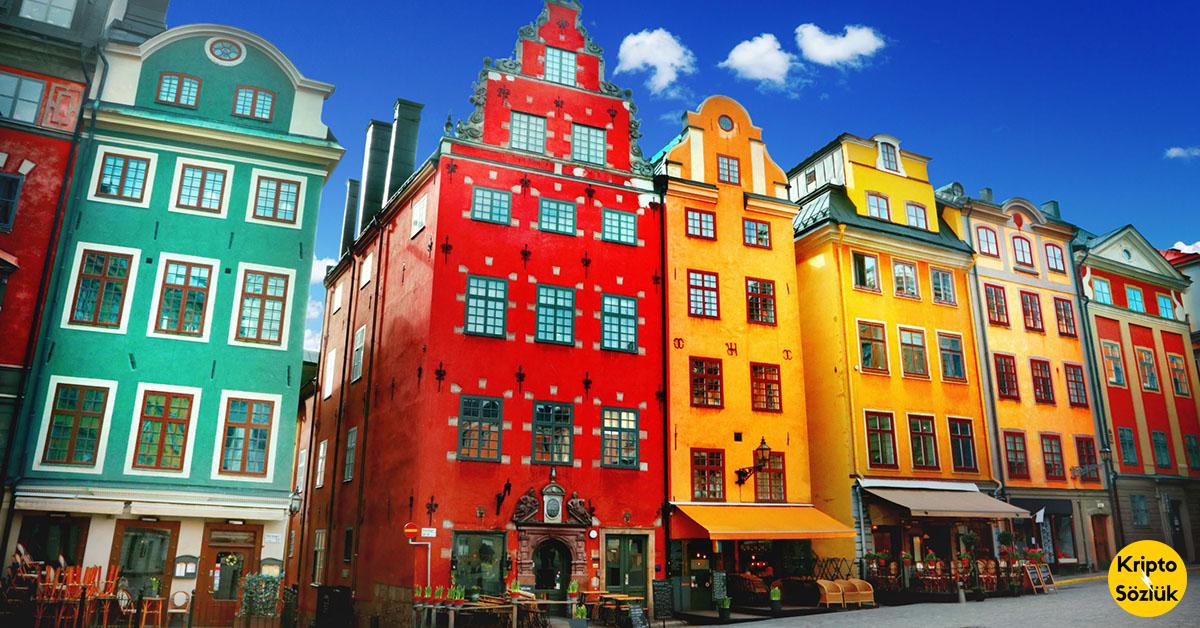 İsveç Merkez Bankası Kripto Para Birimini Test Ediyor