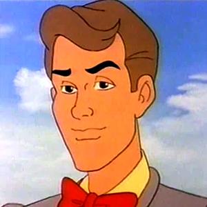 James Bond Jr. Personaje Trevor Noseworthy IV