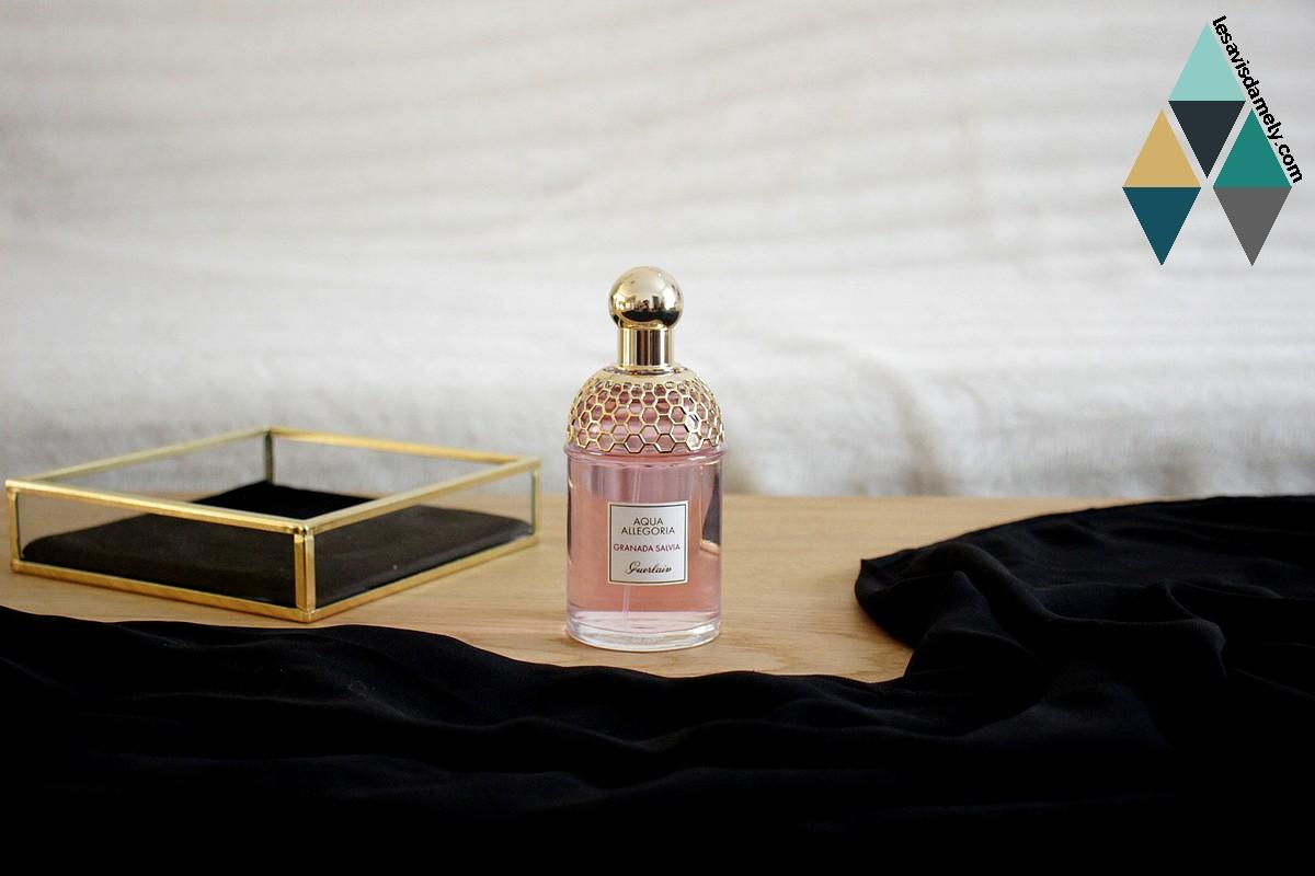 revue beauté parfum aqua allegoria guerlain
