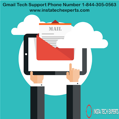 Gmail Tech Support Phone Number