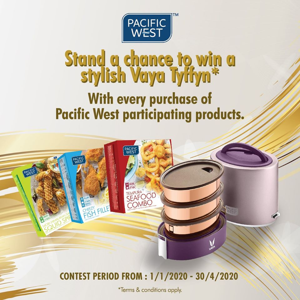 Pacific West New Products