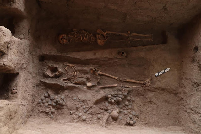 Mochica elite's last woman unearthed in Lambayeque