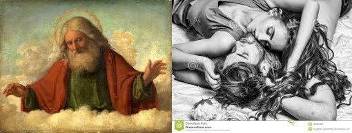 Having sex makes men believe In God