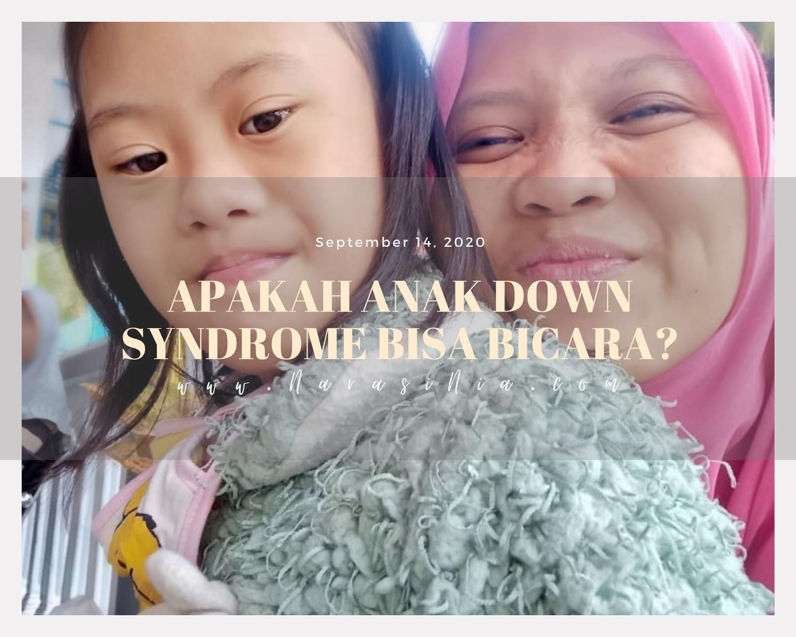 Berapa Lama Anak Down Syndrome Bisa Bicara