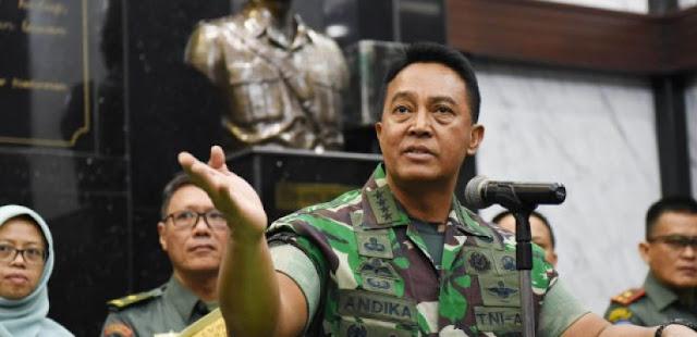 KSAD Minta 2 Istri TNI-AD yang Nyinyiri Penusukan Wiranto Dipidana