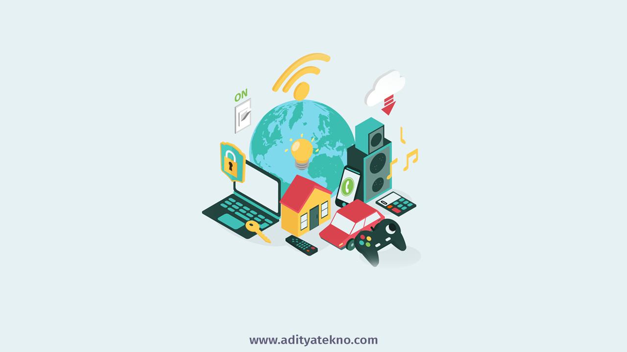 Mengenal Apa Itu Internet of Things (IoT) dan Contohnya