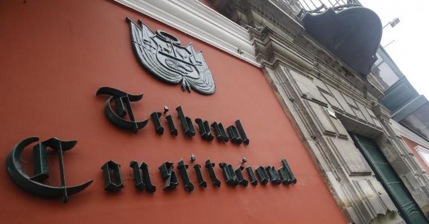 ONP: Tribunal Constitucional admitió demanda de inconstitucionalidad por devolución de aportes por la Oficina de Normalización Previsional