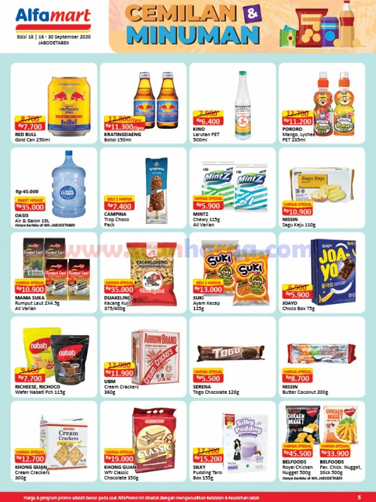 Katalog Promo Alfamart 16 - 30 September 2020 5