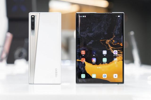 بالفيديو: شاهد هاتف أوبو الجديد بشاشة قابلة للتمدد OPPO X 2021