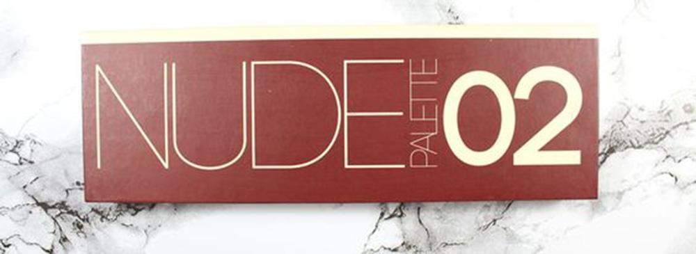 Paleta Nude 02 Vivai