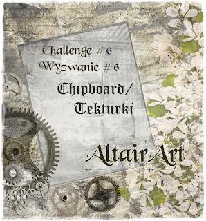 ALTAIRART - WYZWANIE #6 TEKTURKI