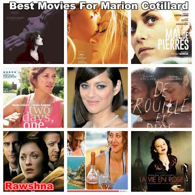 شاهد أفضل أفلام ماريون كوتيار على الإطلاق  شاهد قائمة افضل 10 أفلام ماريون كوتيار على الاطلاق :- معلومات عن ماريون كوتيار| Marion Cotillard